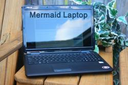 Mermaid Laptop by Tech Harbor